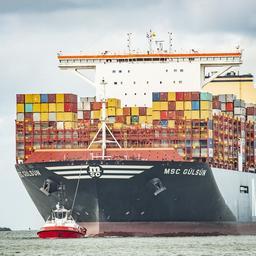 Export eurolanden nadert niveau van voor de coronacrisis