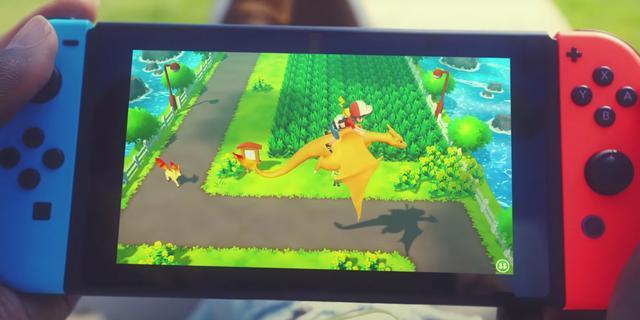 Nintendo kondigt twee Pokémon-games voor Switch aan
