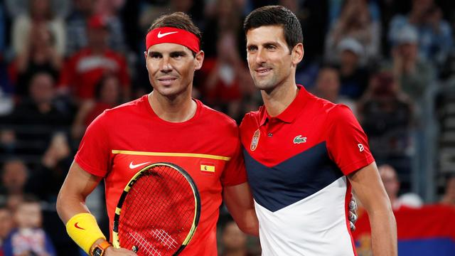 Djokovic Brings Serbia Alongside In The Atp Cup Final By Winning Against Nadal Now World Today News
