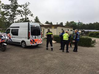 Politie organiseerde dinsdag grote controle