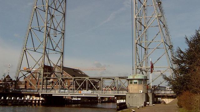 Hefbrug Boskoop naar verwachting 18 november weer open voor verkeer