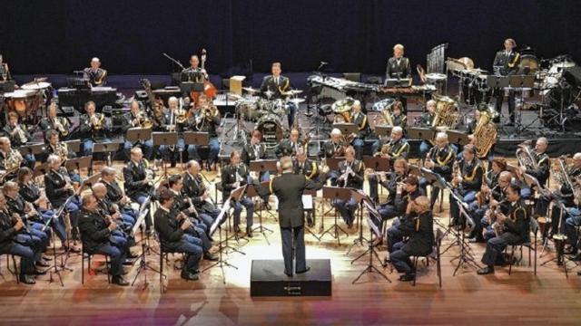 Nederlands Politie Orkest houdt gratis concert in Goes
