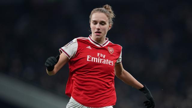 Miedema en Roord helpen Arsenal aan zevenklapper in League Cup