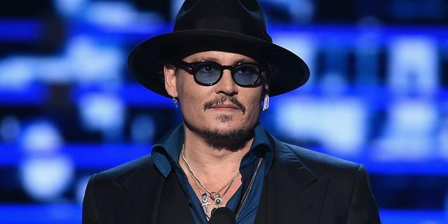 Johnny Depp speelt hoofdrol in nieuwe versie The Invisible Man