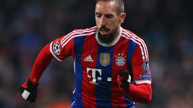 Ribéry kan groepstraining Bayern binnenkort hervatten