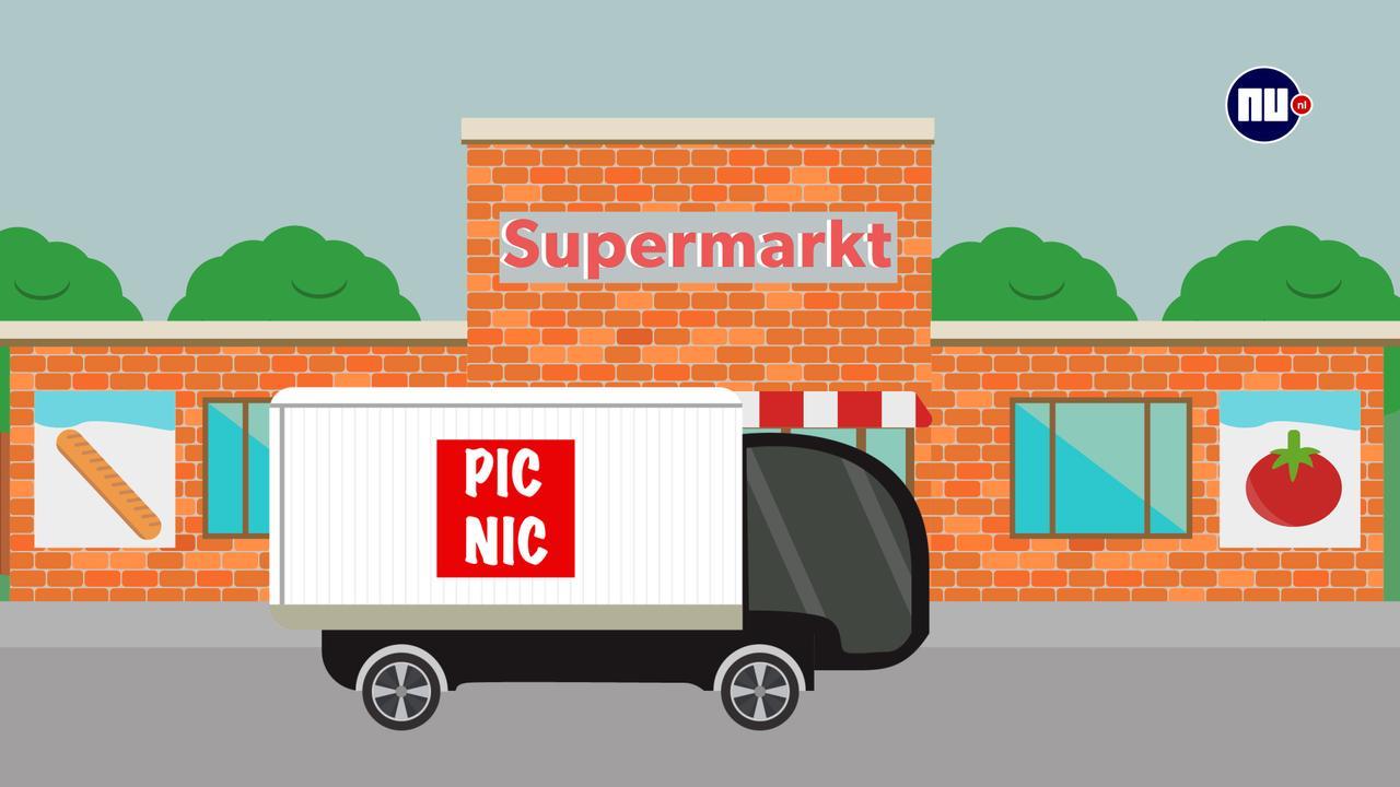 Waarom we over tien jaar misschien geen supermarkt meer hebben