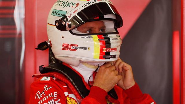 Vettel omschrijft seizoen na zestiende plek op Silverstone als 'lastig'