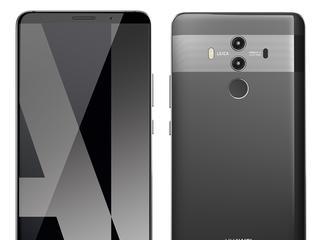 Nieuwe Huawei-telefoon heeft dunnere schermranden