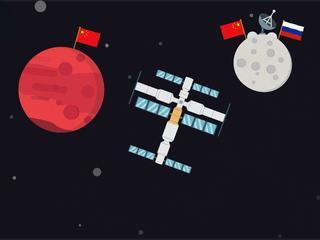 NASA gewaarschuwd: zo verovert China de ruimte