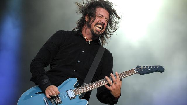Foo Fighters onderbreken concert in Quebec om weersomstandigheden