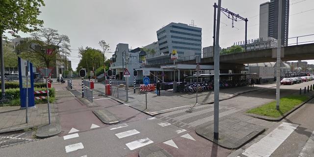 Komend weekend rijden geen treinen naar station Rotterdam Alexander