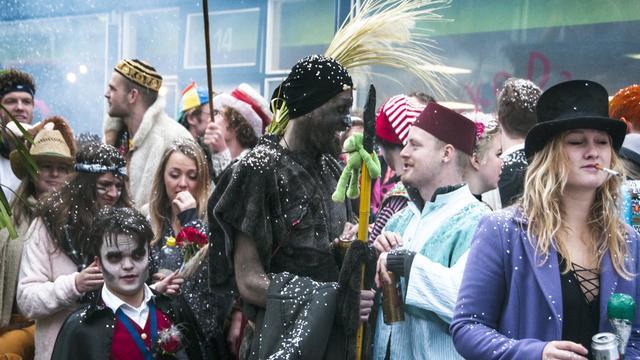 Ruim 150 alcoholvergiftigingen tijdens carnaval in Brabant