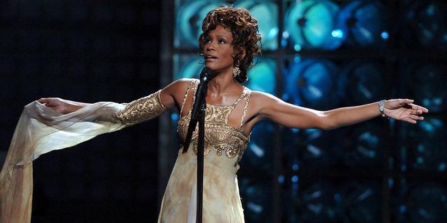 Film over leven Whitney Houston verschijnt in december 2022