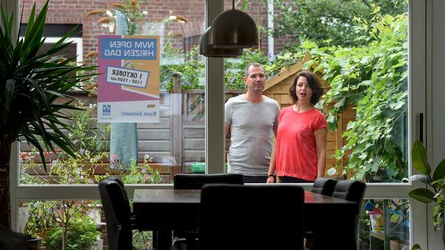 Ruim 25.000 woningen doen mee aan Open Huizen Dag