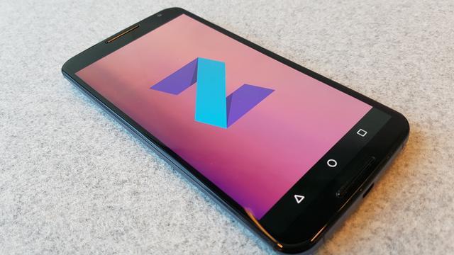 'Android 7.0 wordt maandag uitgebracht'