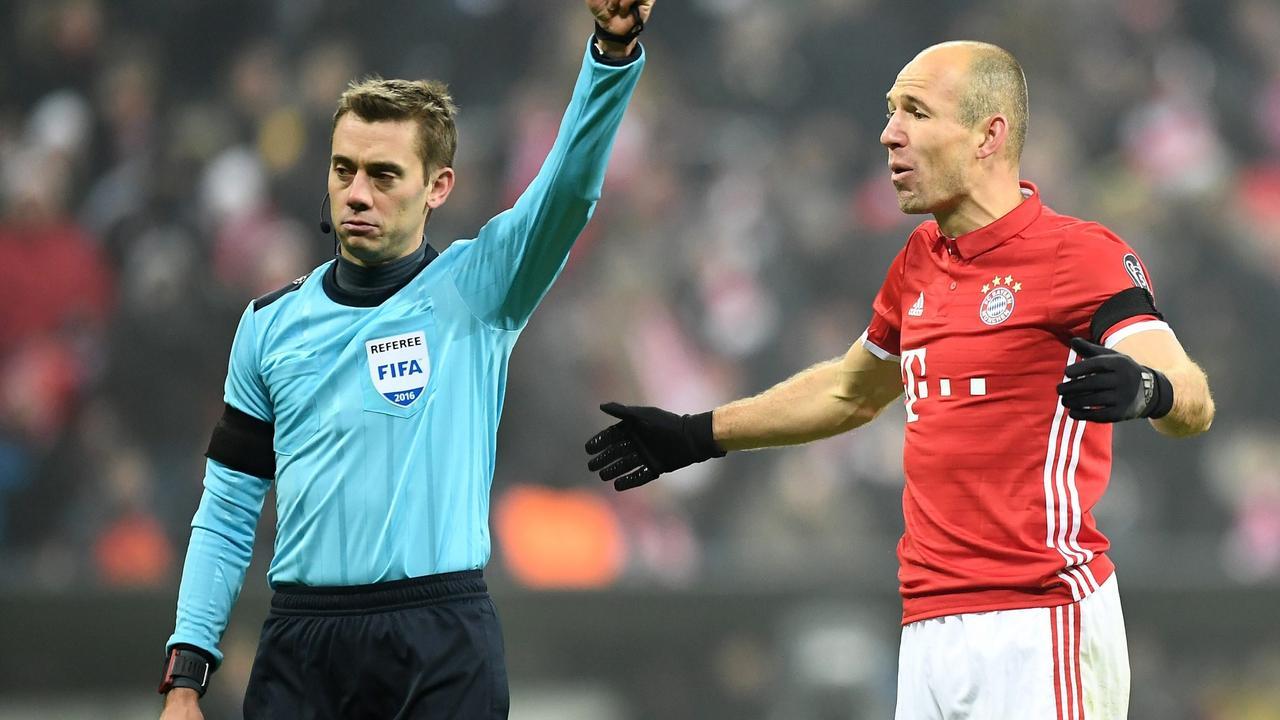 Samenvatting Bayern München-Atletico Madrid (1-0)