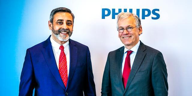 Philips blijft hoe dan ook in het VK, 'met of zonder Brexit-deal'