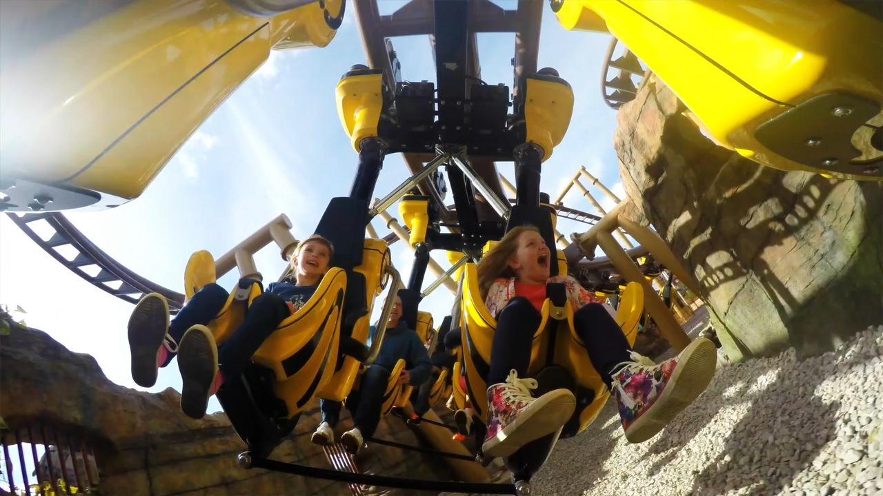 Hoe Nederlandse achtbaanbouwer grootste ter wereld werd
