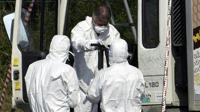 Vijfde verdachte opgepakt voor dood vluchtelingen Oostenrijk