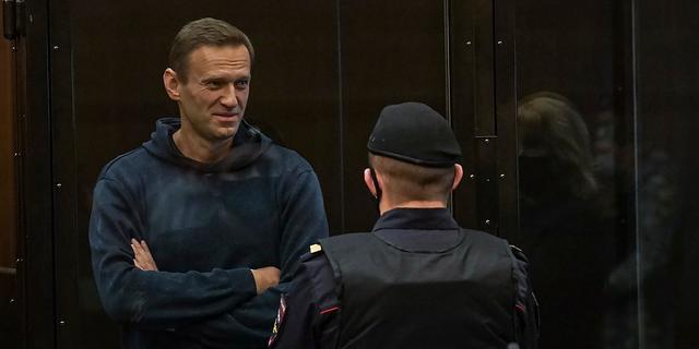 EU bereidt sancties voor tegen betrokkenen bij veroordeling Navalny