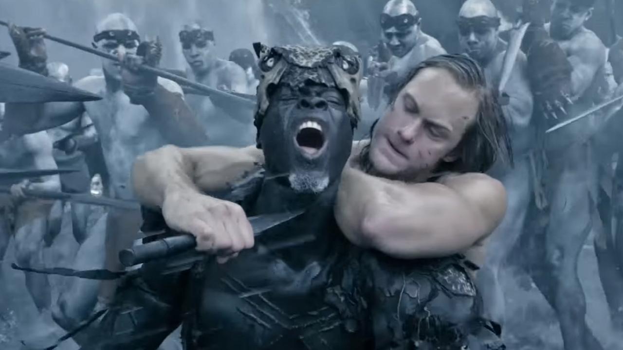 Nieuwe trailer van The Legend of Tarzan