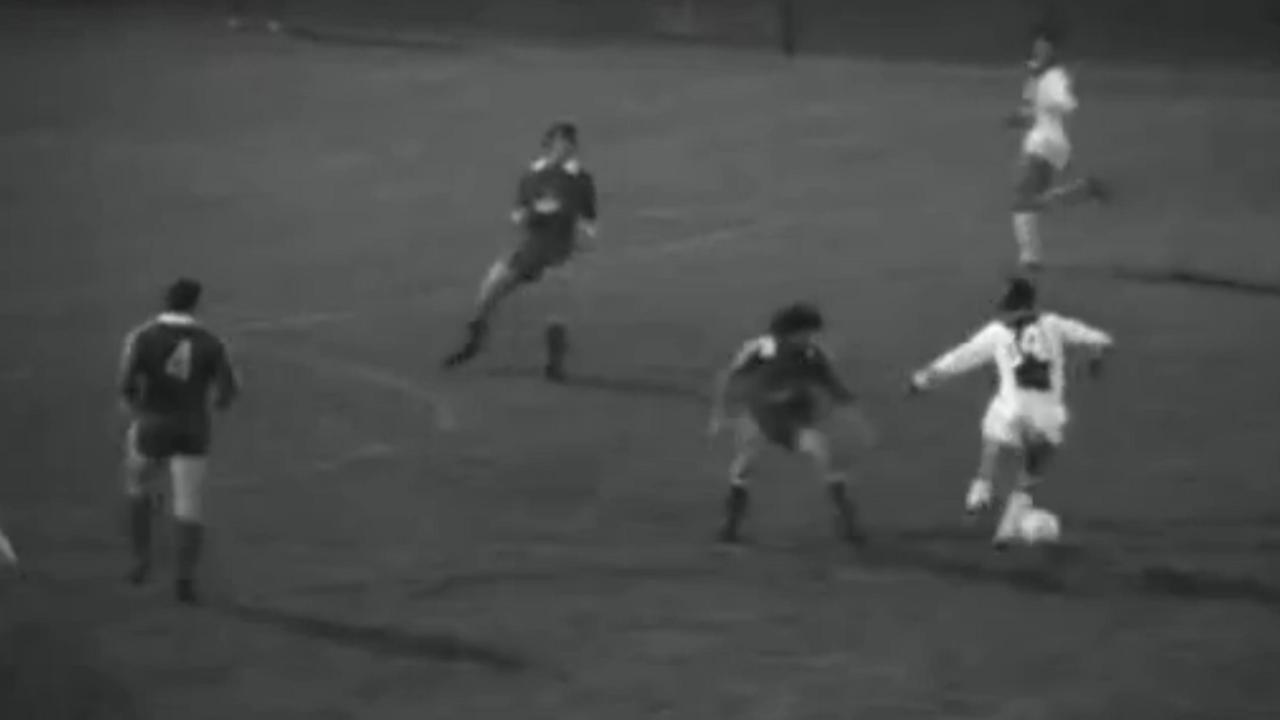 Polygoonjournaal: Afscheidswedstrijd Johan Cruijff 1978