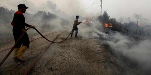 Indonesië overweegt wetswijziging vanwege bosbranden
