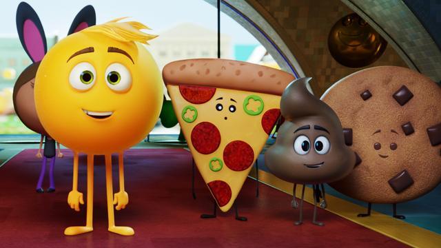 Recensieoverzicht: The Emoji Movie is 'tam' en 'schiet tekort'