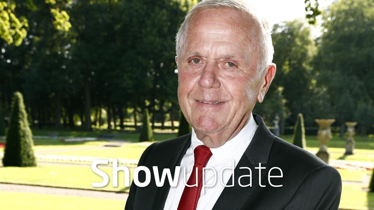 Show Update: Harry Mens terug bij oude liefde