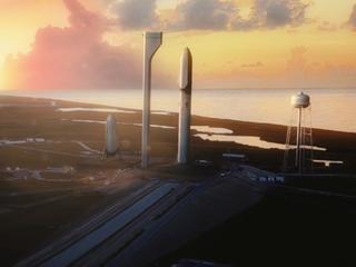 Eerste testvluchten nog niet naar Mars