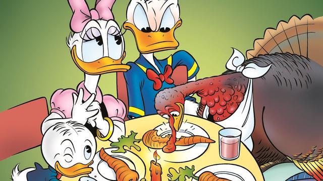 Speciale Donald Duck-editie voor mensen met dyslexie