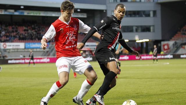 Bekijk de samenvatting van MVV Maastricht-FC Emmen