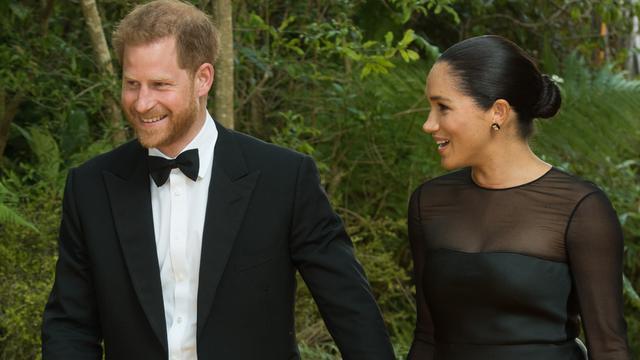 Prins Harry feliciteert Meghan Markle met verjaardag