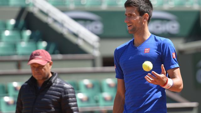 Djokovic breekt na elf jaar met coach Vajda