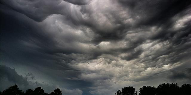 Zeeland ontving in juli twee keer zoveel regen dan vorig jaar
