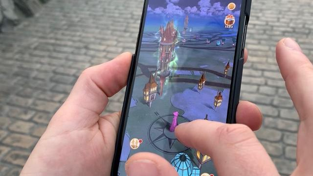 Mobiele Harry Potter-game verzamelde te veel locatiedata door bug