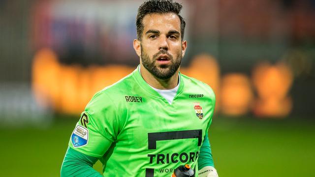'Ajax legt transfervrije Lamprou vast als derde doelman'