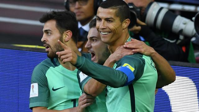 Portugal verslaat Rusland op Confederations Cup, nipte zege Mexico