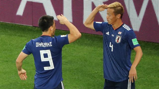 Honda helpt Japan aan gelijkspel tegen Senegal op WK