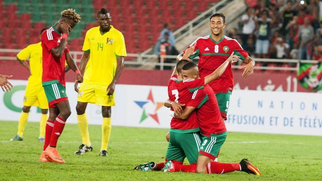 Traoré met Burkina Faso naar Afrika Cup, Ziyech scoort voor Marokko