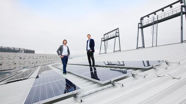 ZonnepanelenDelen: 'Klimaattop mooi podium om mensen te spreken'