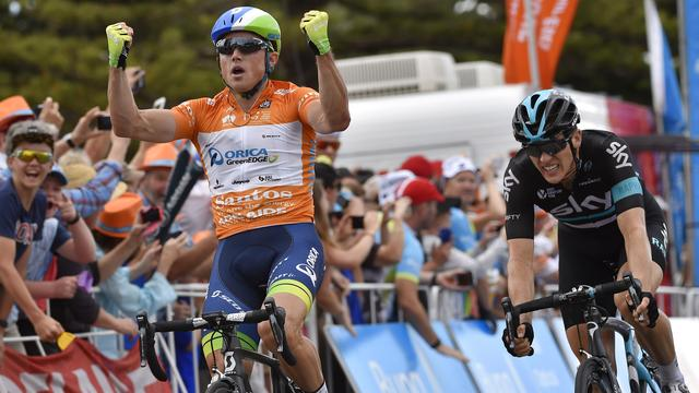 Gerrans steviger in leiderstrui Tour Down Under na tweede zege