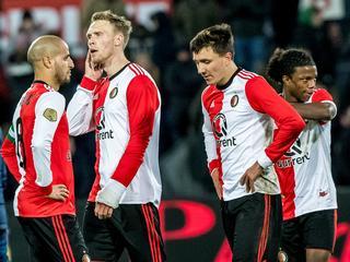 Rotterdammers spelen met 1-1 gelijk tegen Friezen
