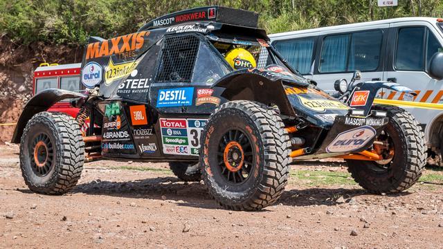 'Elke Dakar-etappe finishen is als een kampioenschap winnen'