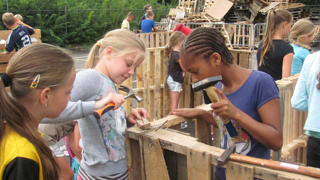 KinderVakantieWeek Rijsbergen mooie afsluiter schoolvakantie