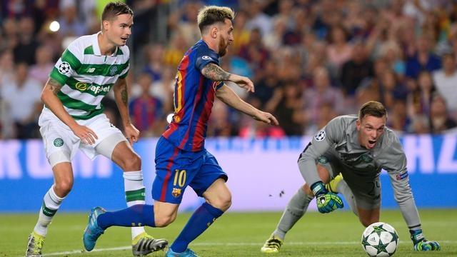 Bekijk samenvattingen van de eerste speelronde in de Champions League