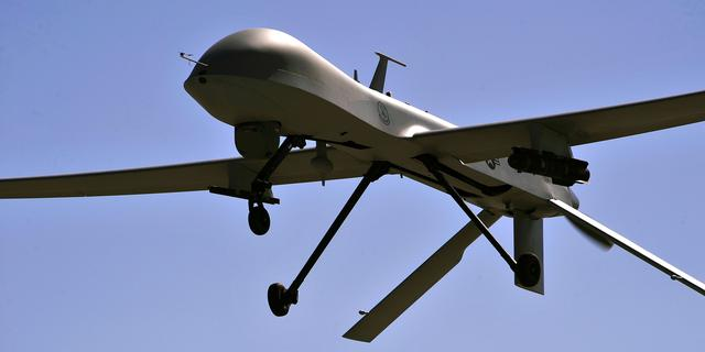 'Tweede man al-Qaeda gedood door droneaanval in Syrië'