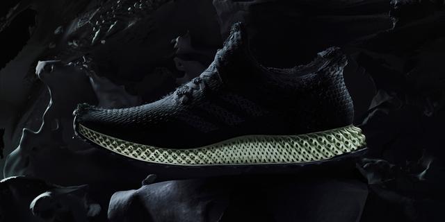 Adidas gebruikt 3D-printers voor massaproductie sneaker