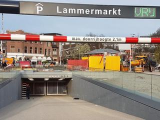 Van 19 tot 23 april evenementen in Lammermarktgarage