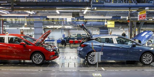 'Ruim vierduizend banen op de tocht bij Opel'